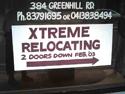XTREME RELOCATING! WHOA! DUDE!